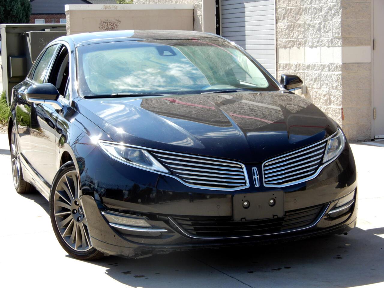 Lincoln MKZ 4dr Sdn Hybrid FWD 2016