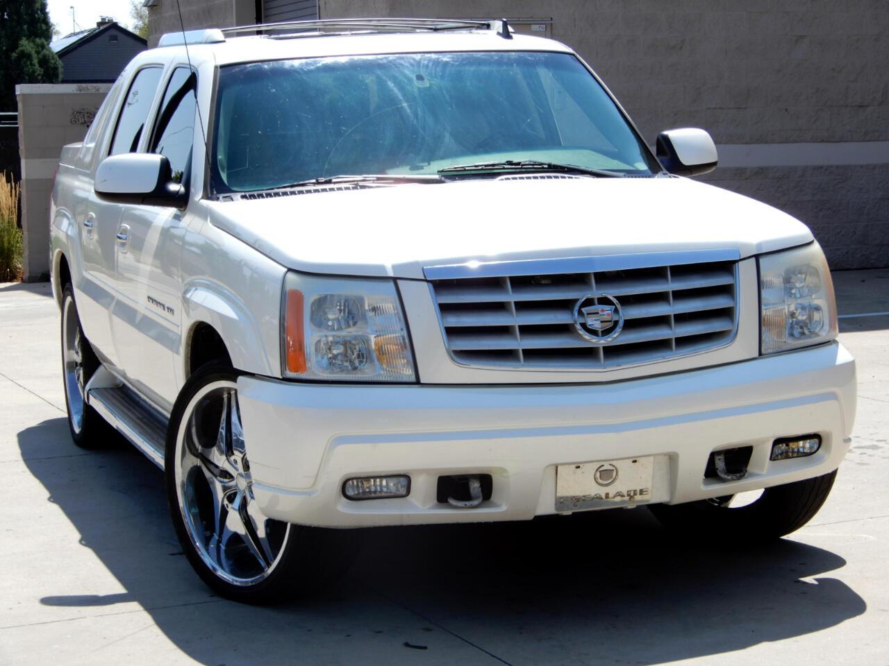 Cadillac Escalade EXT 4dr AWD 2006