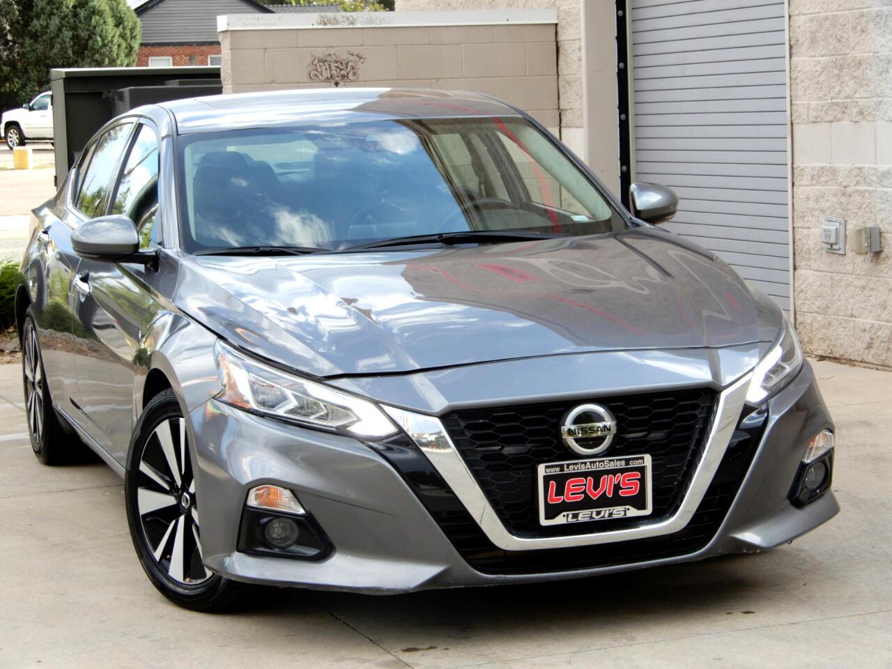 Nissan Altima 2.5 SL Sedan 2020