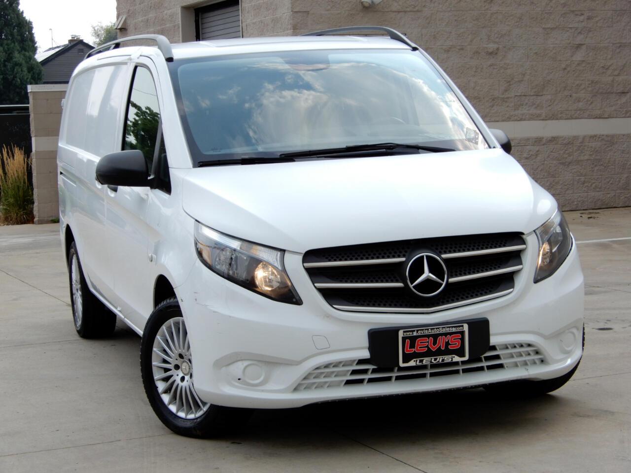 "Mercedes-Benz Metris Van Standard Roof 126"" Wheelbase 2018"