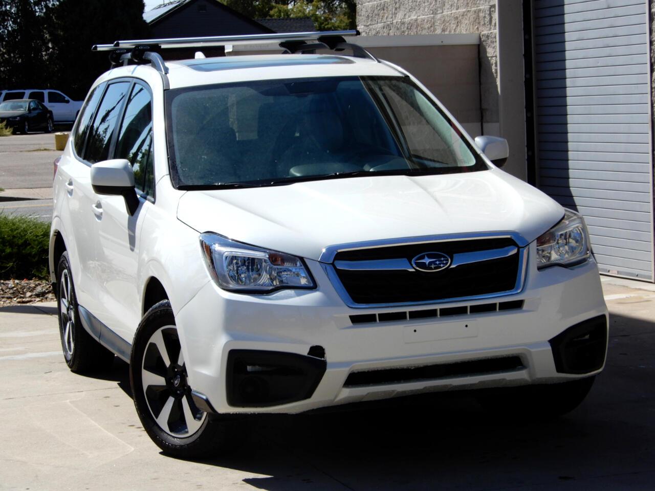 Subaru Forester 2.5i Premium CVT 2017