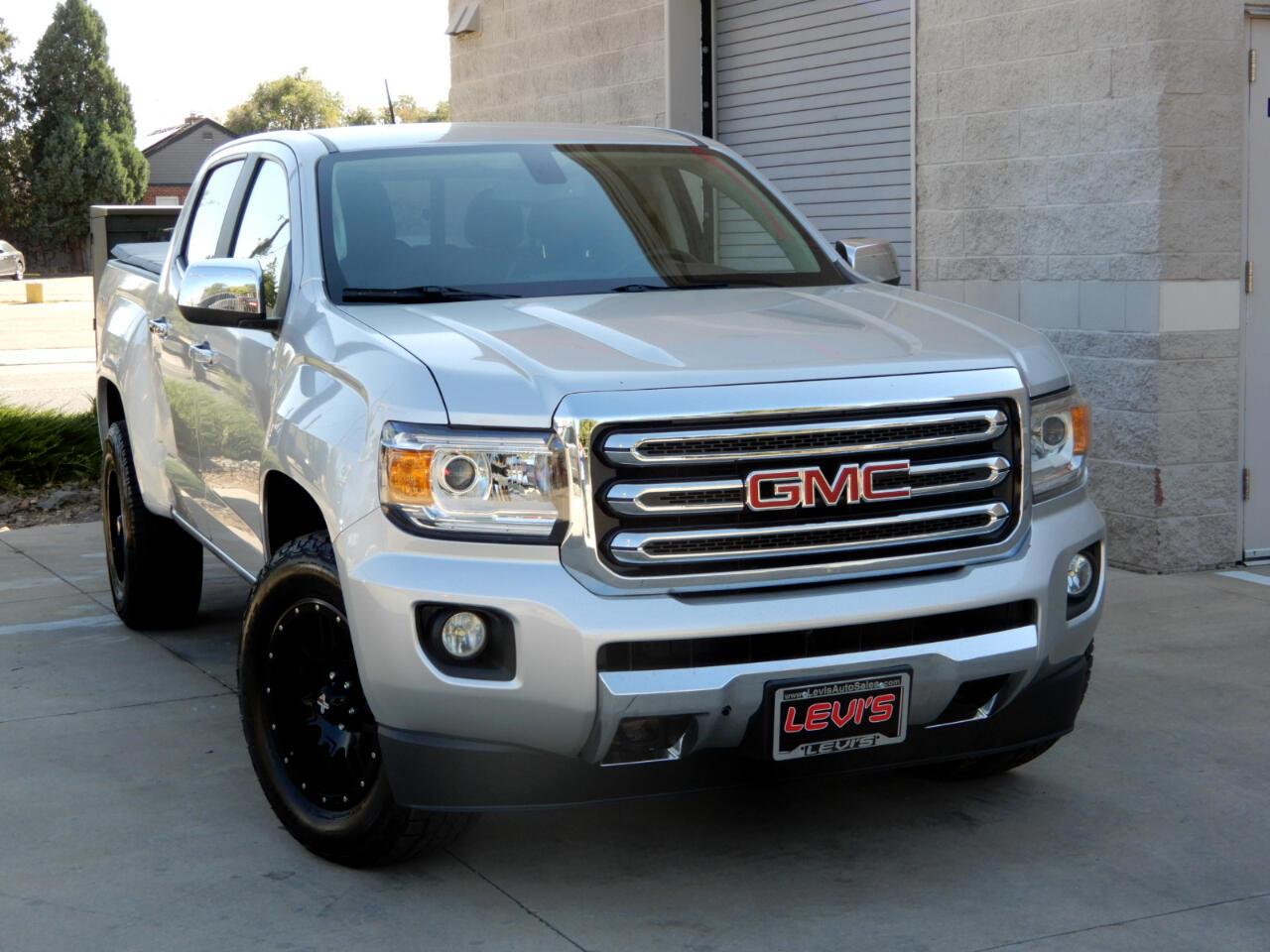 "GMC Canyon 4WD Crew Cab 128.3"" SLT 2016"