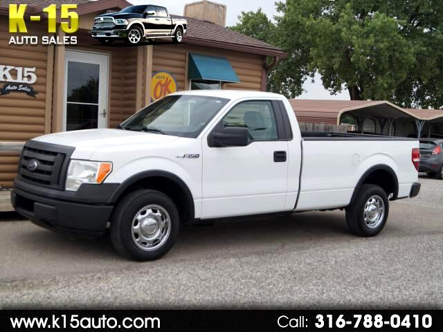 2010 Ford F-150 XL 8-ft. Bed 2WD