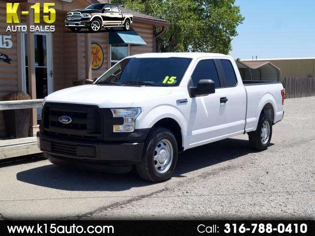 Ford F-150 XL SuperCab 8-ft. 2WD 2015