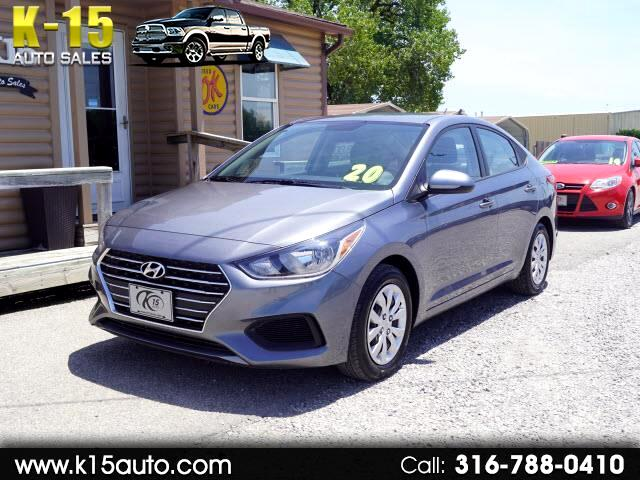 Hyundai Accent SE 4-Door 6A 2020