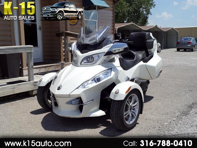 Can-Am Spyder RT-LTD  2012