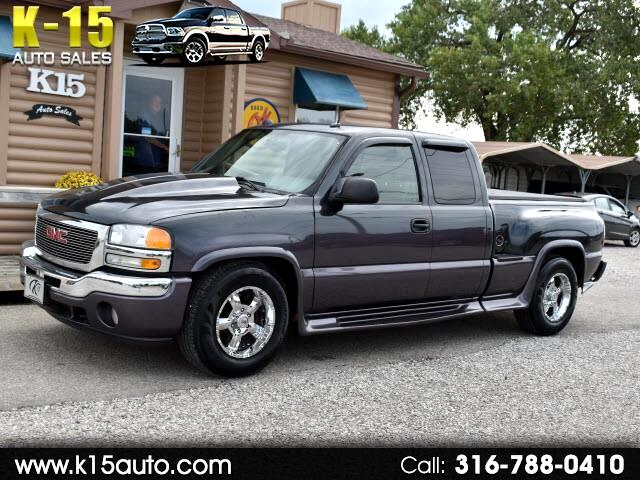 2005 GMC Sierra 1500 Southern Comfort Conversion