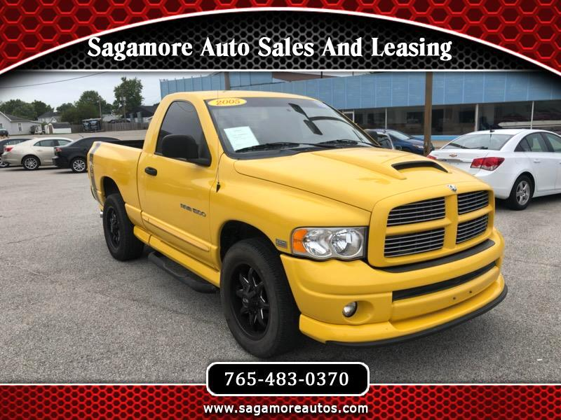 2005 Dodge Ram 1500 Reg. Cab Short Bed 4WD