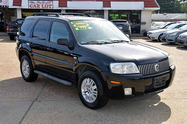 2006 Mercury Mariner 4dr Luxury