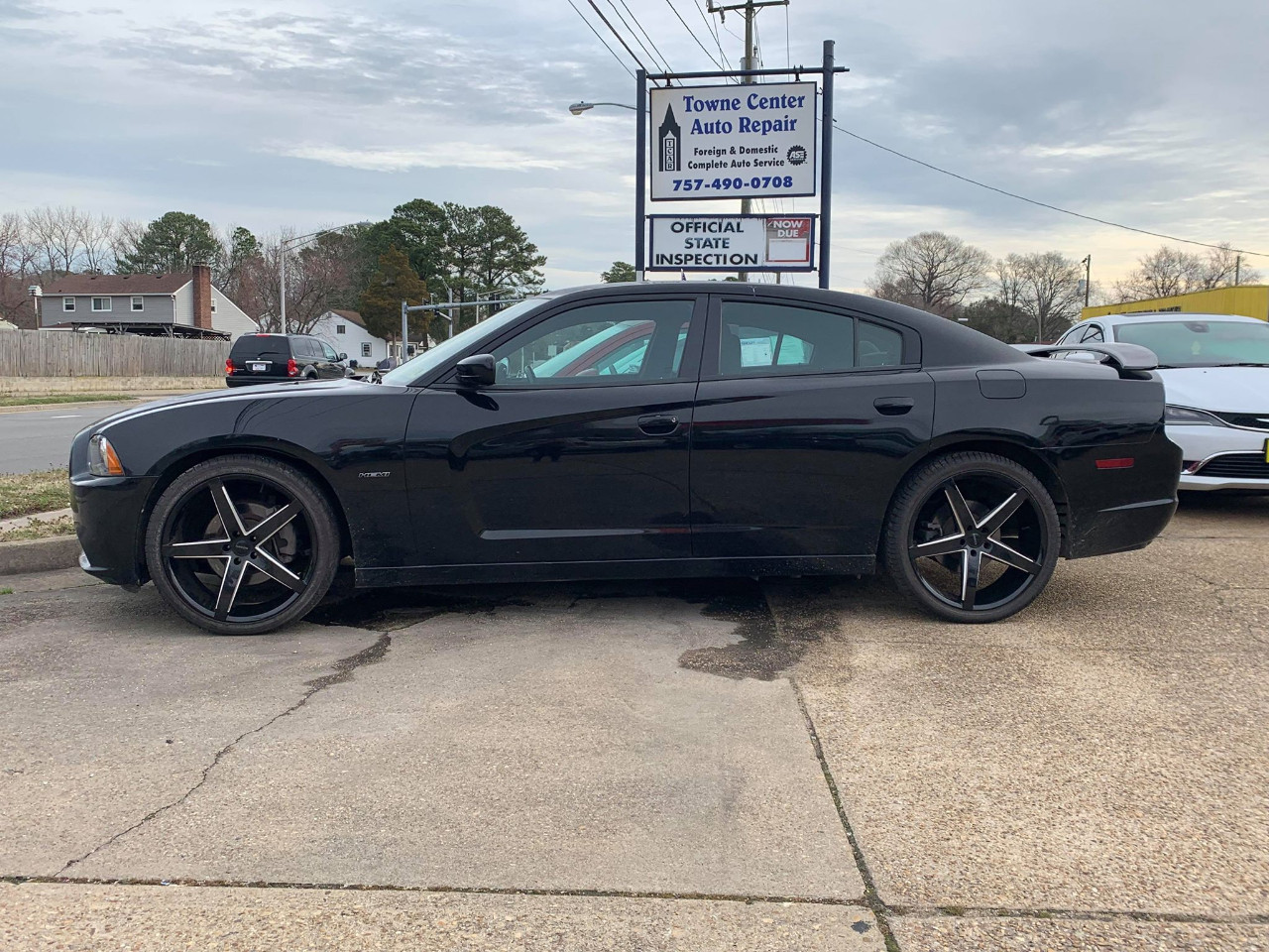 2014 Dodge Charger 4dr Sdn RT RWD