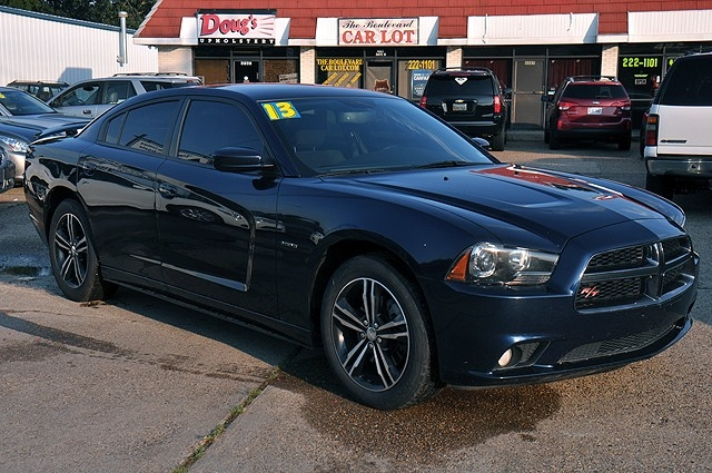 2013 Dodge Charger 4dr Sdn RT AWD