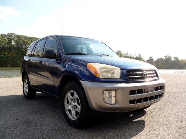 2003 Toyota RAV4 2WD