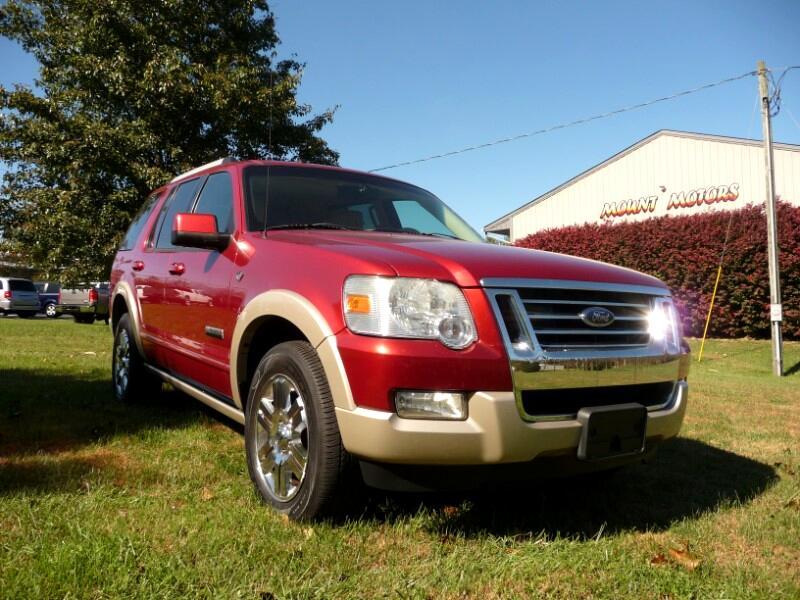 2007 Ford Explorer Eddie Bauer 4.6L 4WD