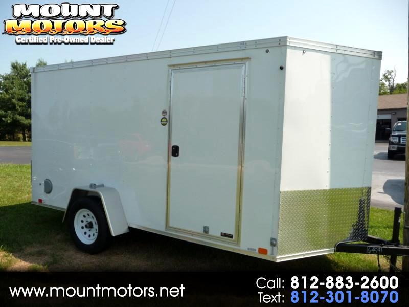 2019 United Trailers Enclosed Trailer