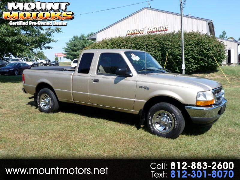 1999 Ford Ranger XL SuperCab 2WD