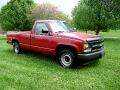 1991 Chevrolet C/K 1500 Reg. Cab 8-ft. Bed 2WD