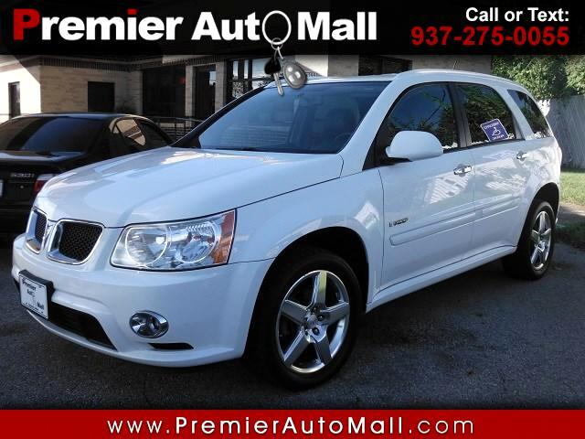 2008 Pontiac Torrent AWD GXP