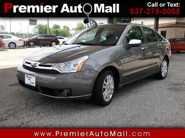 2011 Ford Focus SEL Sedan