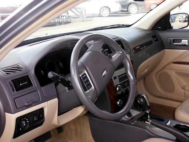 2011 Ford Fusion V6 SEL AWD
