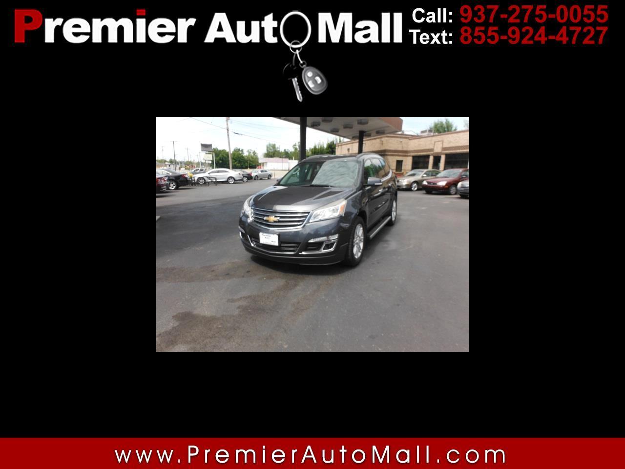 Chevrolet Traverse FWD 4dr LT w/1LT 2013