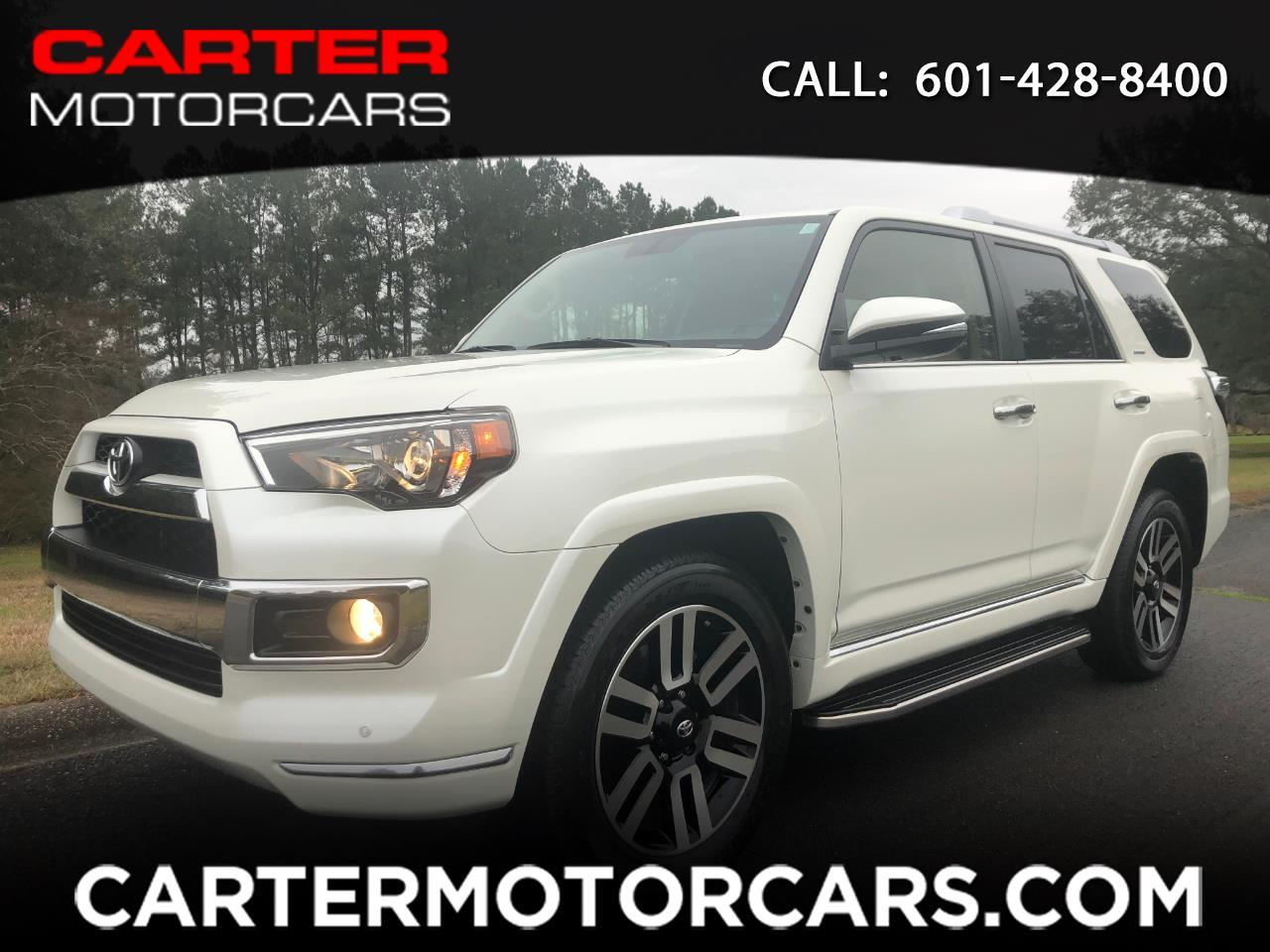 2016 Toyota 4Runner Limited 2WD V6