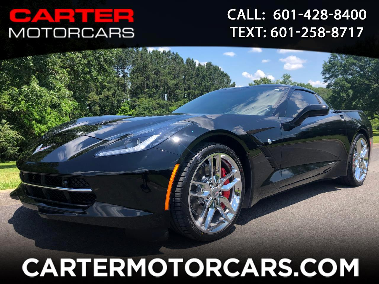 2016 Chevrolet Corvette Z51 2LT Coupe Automatic