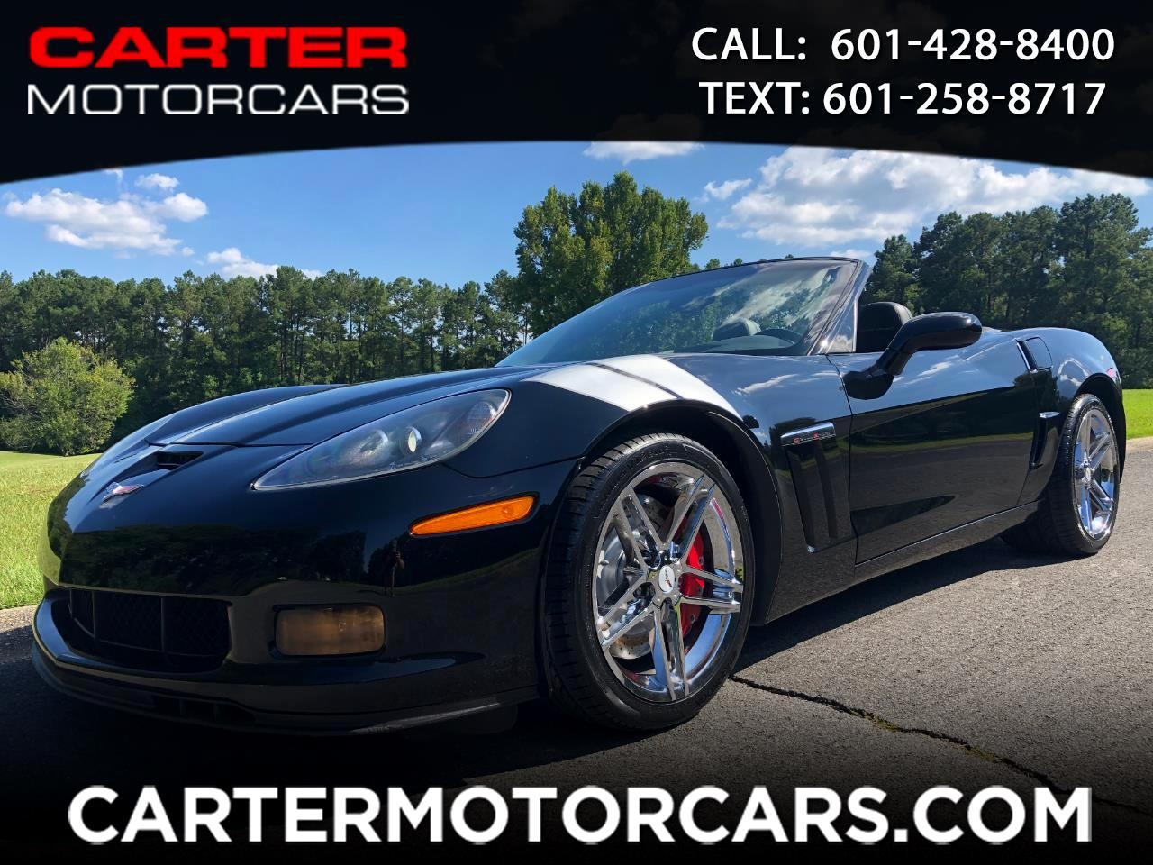 Chevrolet Corvette GS Convertible 3LT 2013