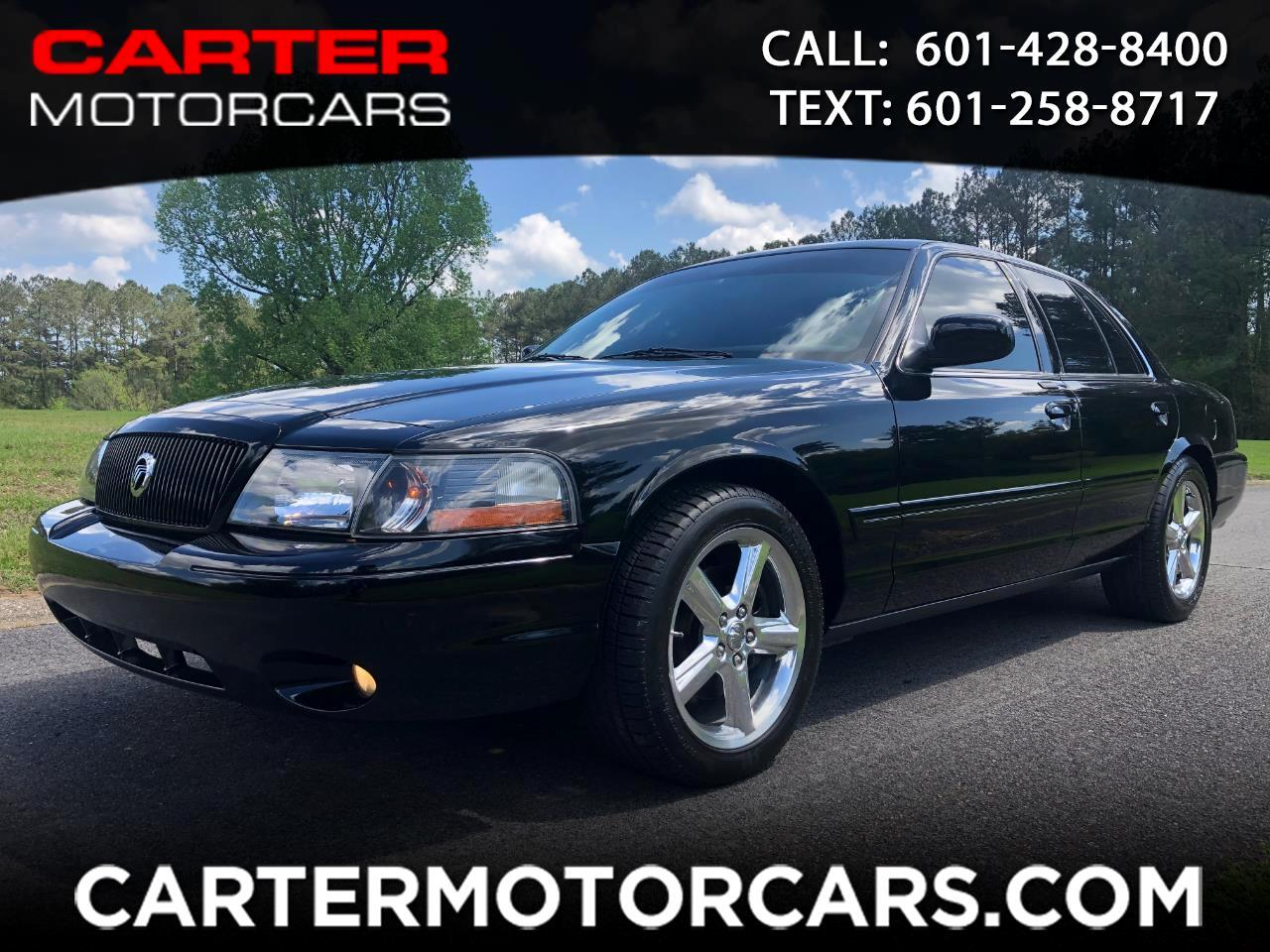 Mercury Marauder Sedan 2003