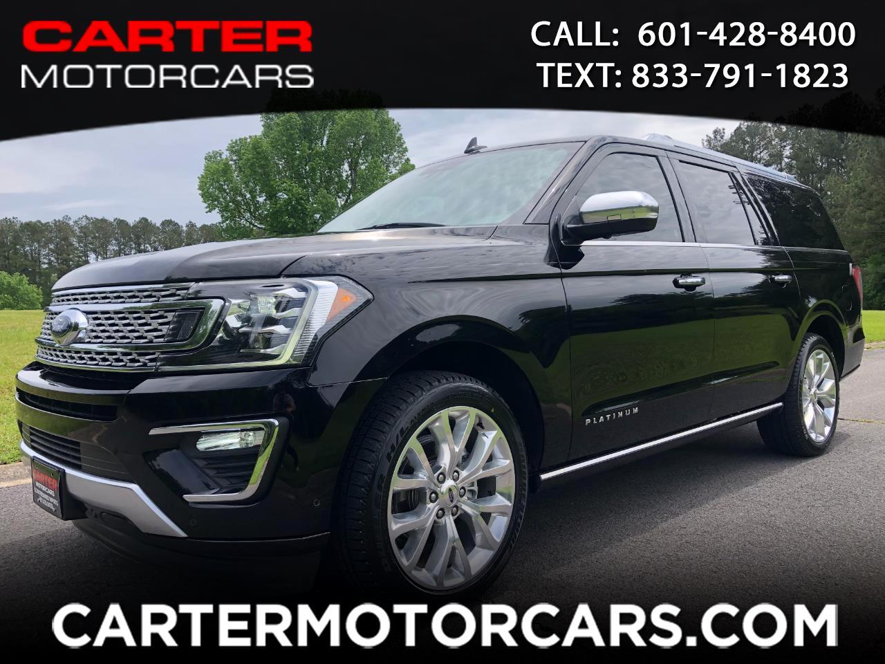 Ford Expedition MAX Platinum 2WD 2018
