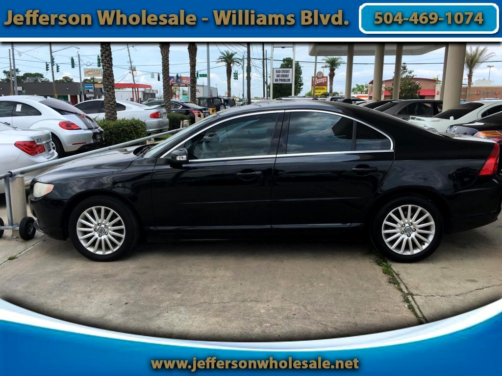 2007 Volvo S80 4dr Sdn I6 FWD