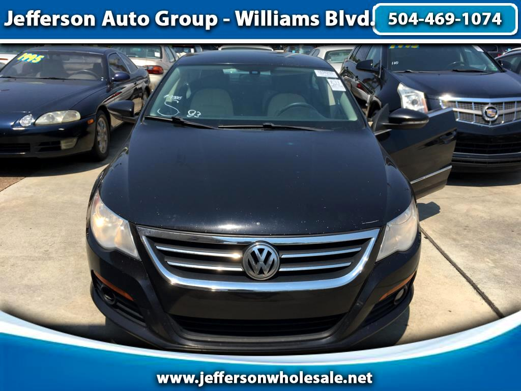 2009 Volkswagen CC 4dr Auto Sport