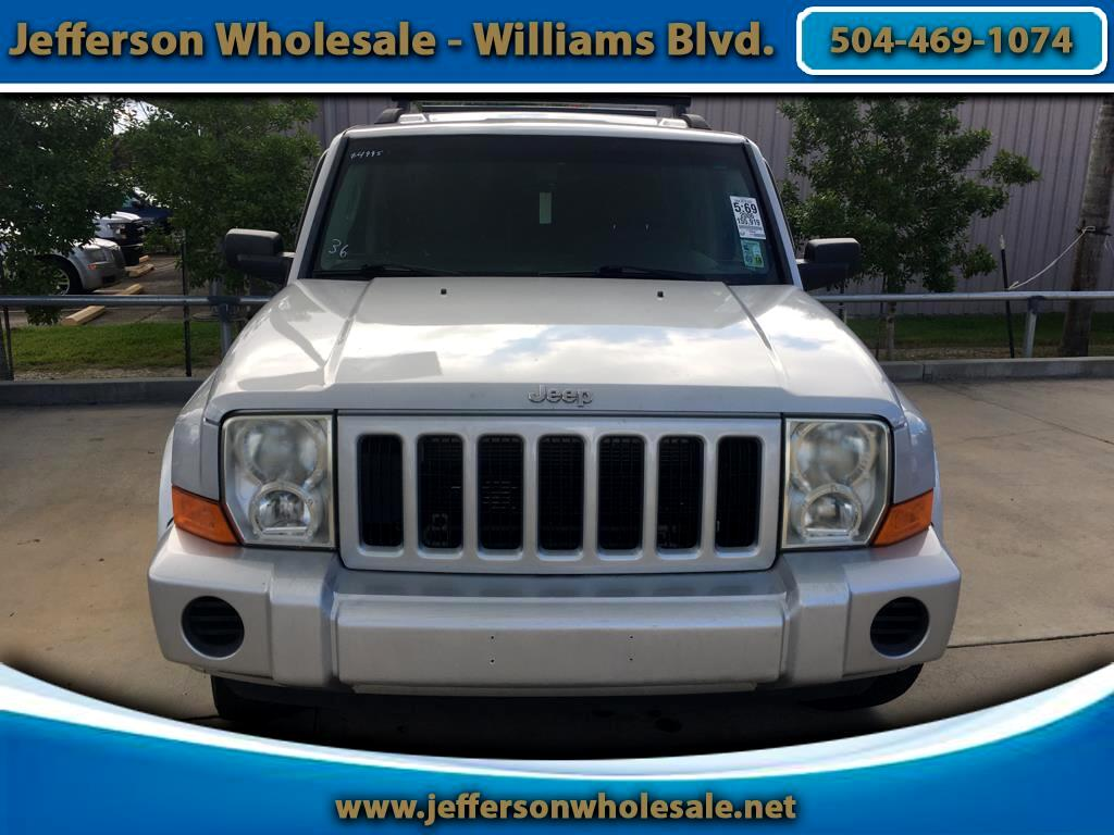 2006 Jeep Commander 4dr 2WD