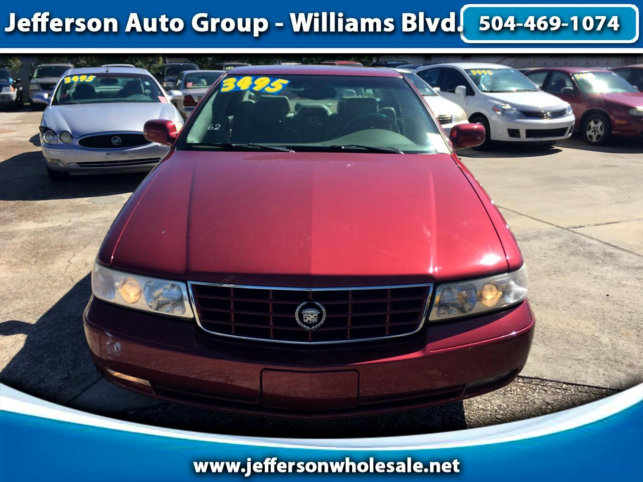 1998 Cadillac Seville 4dr Touring Sdn STS