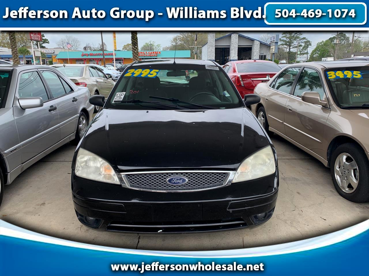 2005 Ford Focus 5dr HB ZX5 SES