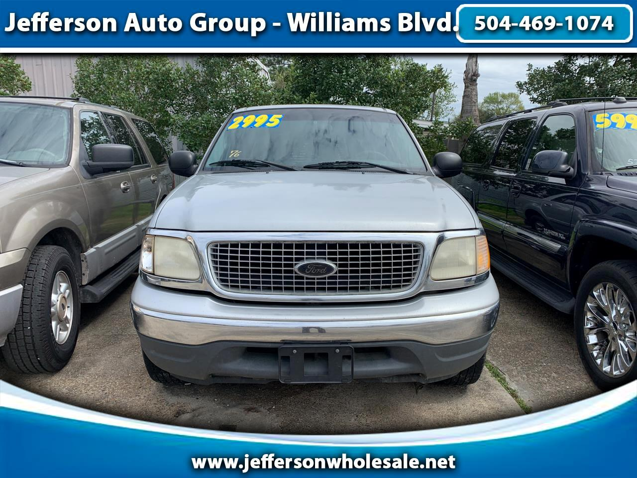 "2001 Ford Expedition 119"" WB XLT"