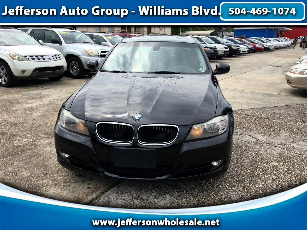 2011 BMW 3 Series 328i 4dr Sdn