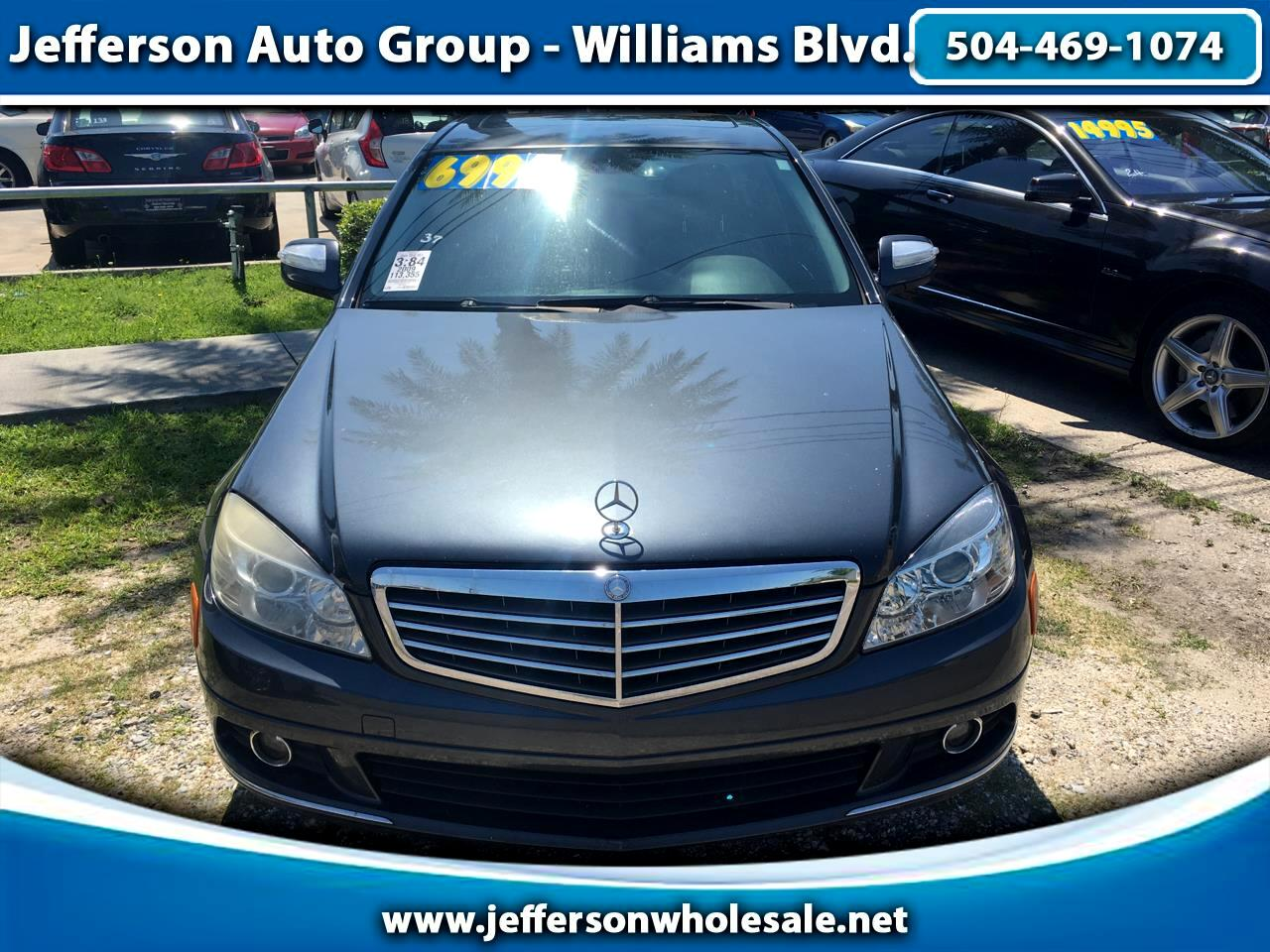 2009 Mercedes-Benz 300 Series