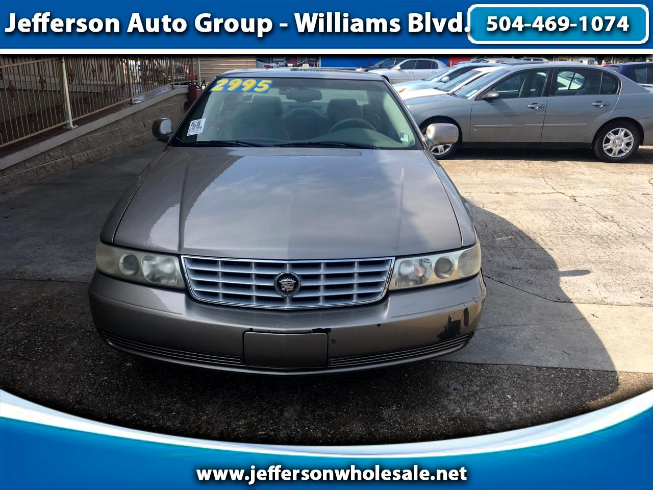 2000 Cadillac Seville 4dr Luxury Sdn SLS