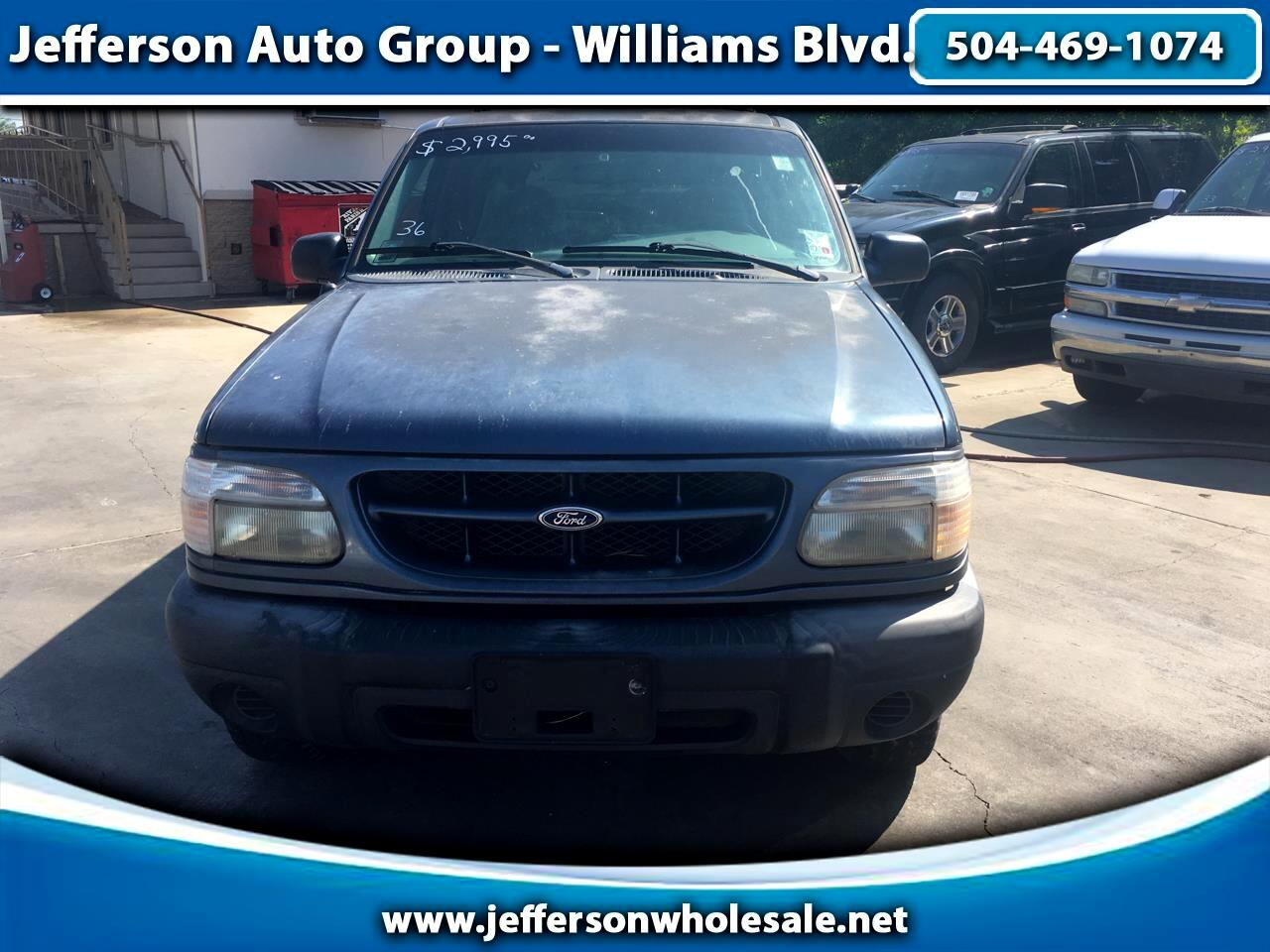1999 Ford Explorer 2dr 102