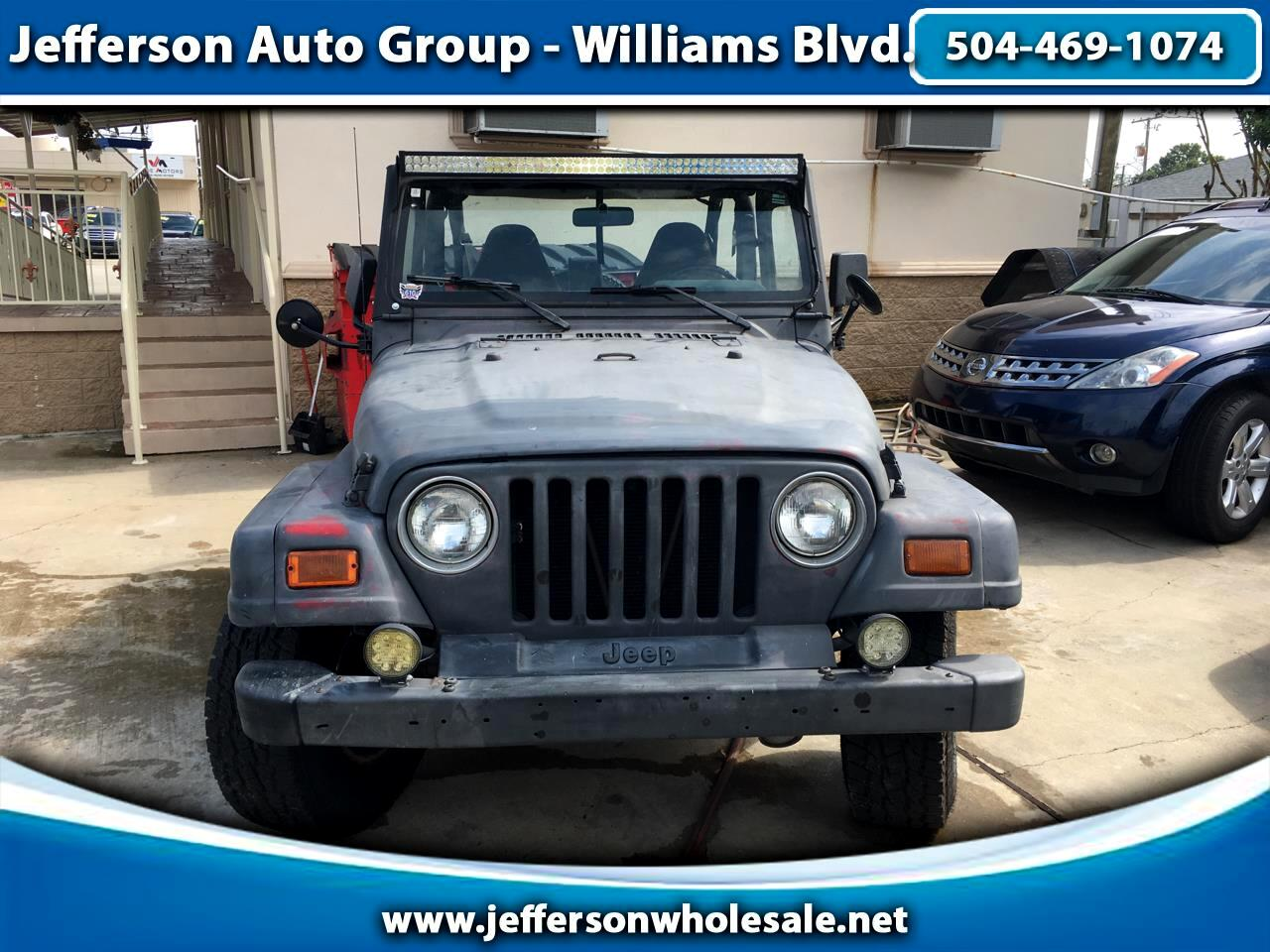 Jeep Wranglers For Sale Under 6 000 Less Than 8 000 Miles