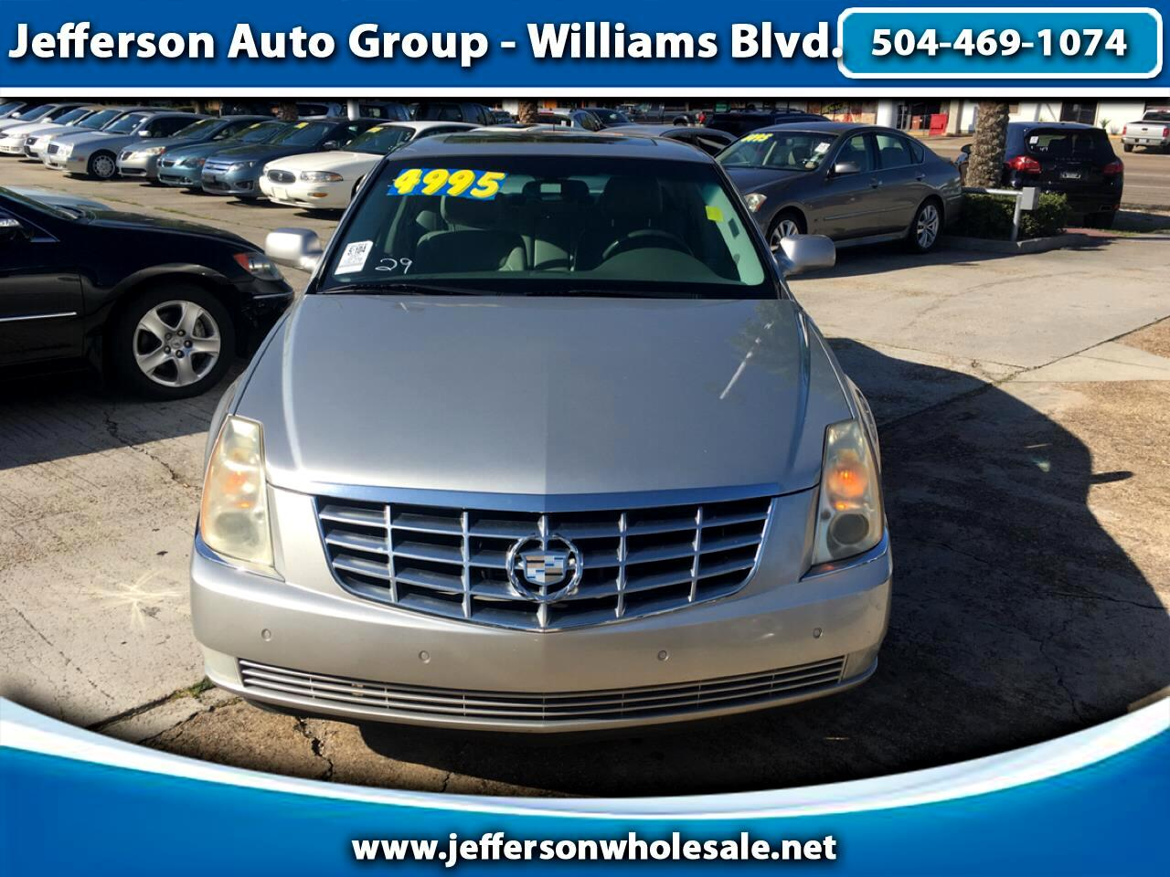 2007 Cadillac DTS 4dr Sdn Luxury I