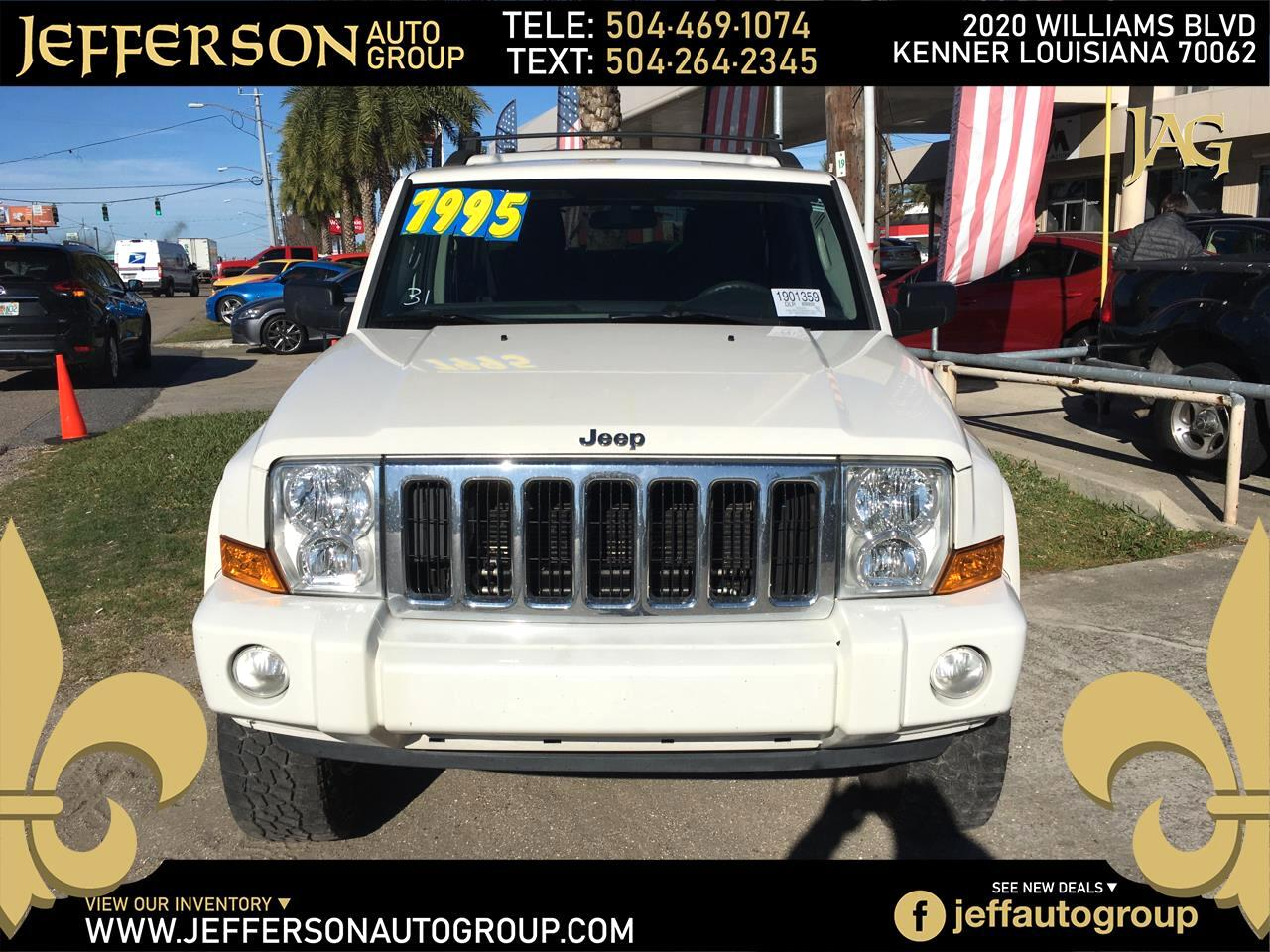 Jeep Commander 2WD 2009