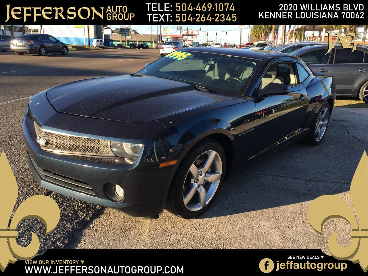 Chevrolet Camaro 1LT Coupe 2013