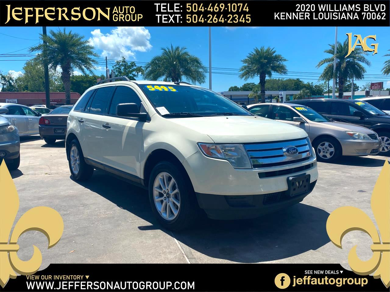 Ford Edge 4dr SE FWD 2008