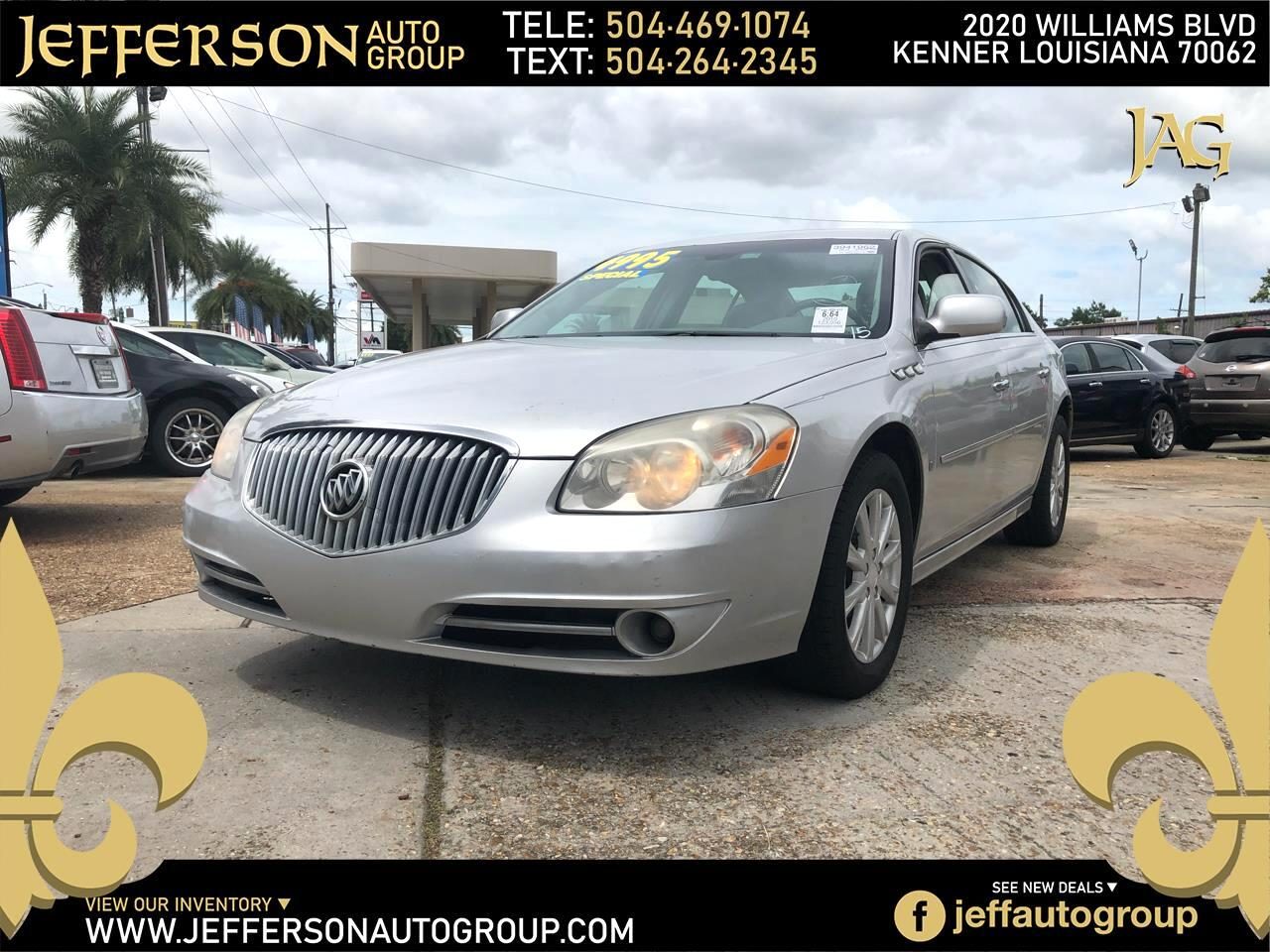 Buick Lucerne 4dr Sdn CX 2010