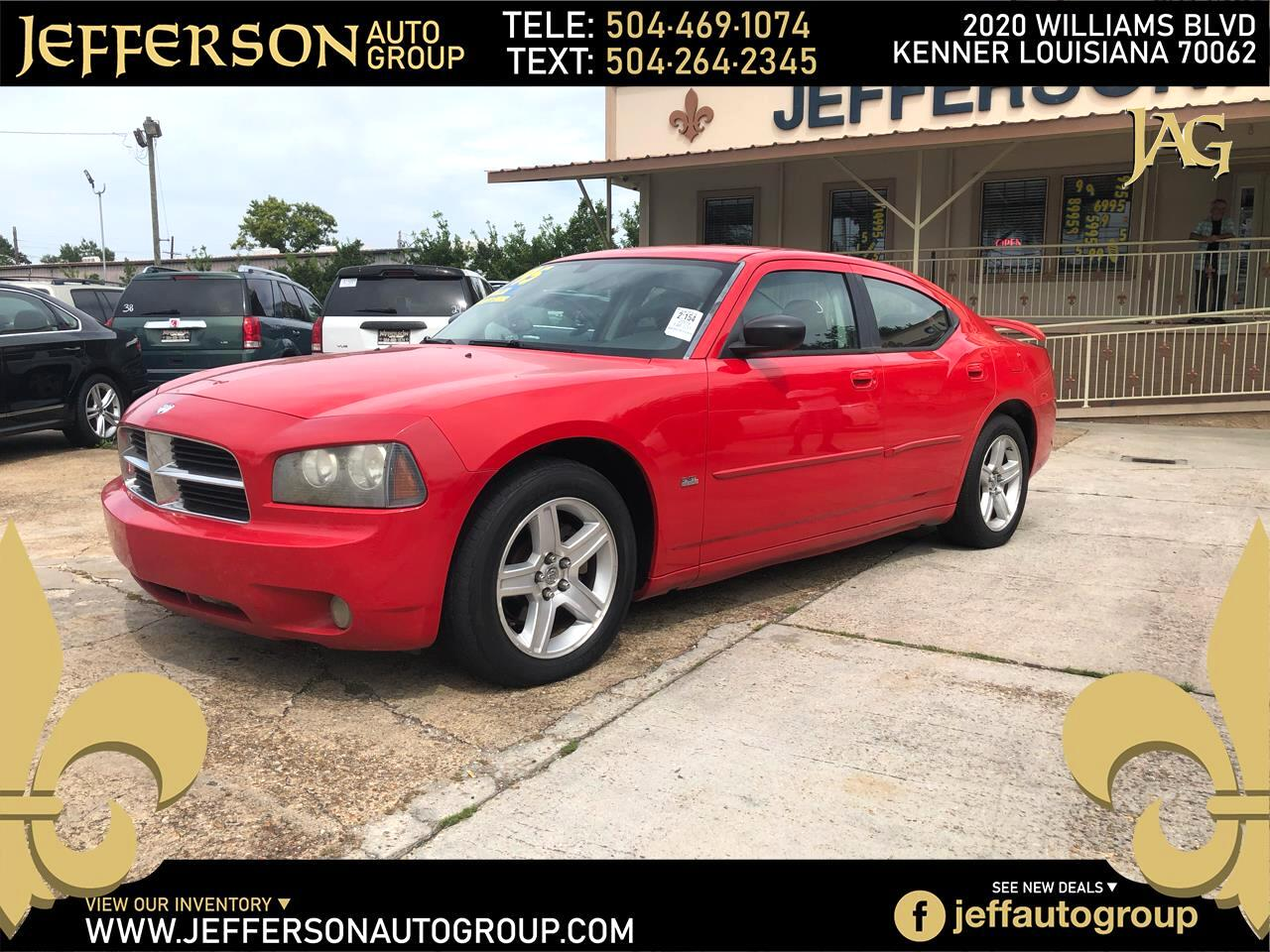 Dodge Charger 4dr Sdn SXT RWD 2009