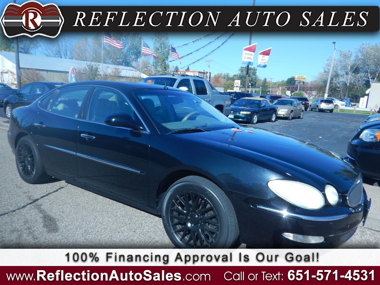 Buick LaCrosse 4dr Sdn CXL 2005