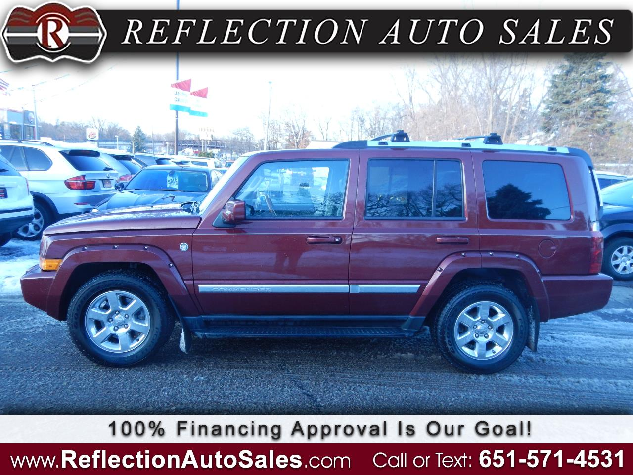 Jeep Commander 4WD 4dr Overland 2007