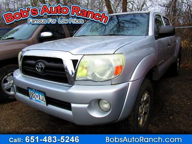 2007 Toyota Tacoma Double Cab V6 Auto 4WD