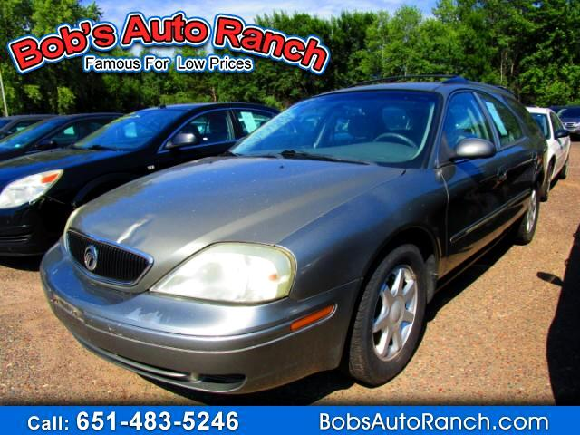 2003 Mercury Sable Wagon GS